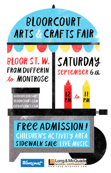 Bloorcourt Arts and Crafts Fair